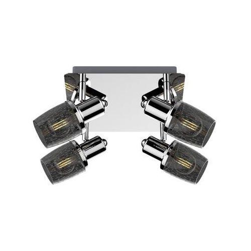 Zuma Line Poso CK180612-4 Plafon lampa sufitowa 4x40W E14 chrom