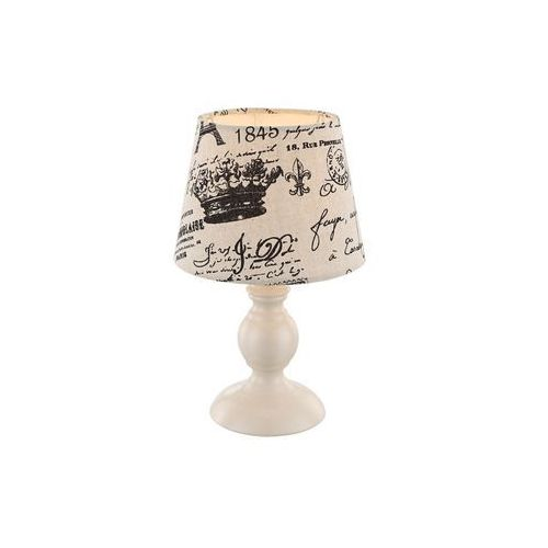 Globo 21692 - lampa stołowa metalic 1xe14/40w/230v