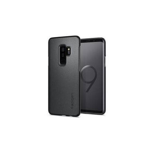 Obudowa dla telefonów komórkowych Spigen Thin Fit pro Samsung Galaxy S9+ (593CS22910) Szary
