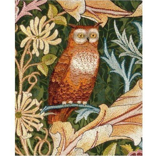 Museums & galleries Karnet 17x14 z kopertą detail from the owl wall