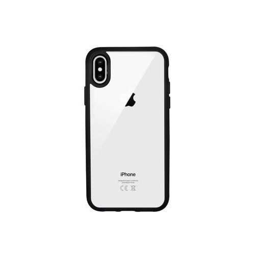 Apple iPhone XS - etui na telefon Spigen Ultra Hybrid - Matte Black