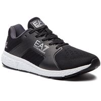 Sneakersy EA7 EMPORIO ARMANI - X8X011 XK044 00002 Black