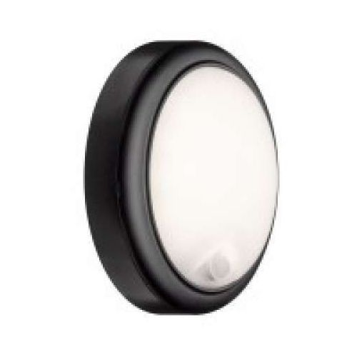 Antracytowa oprawa ścienna zewnętrzna ip44 230v ciepły biały czujnik ruchu, 94187 marki Paulmann