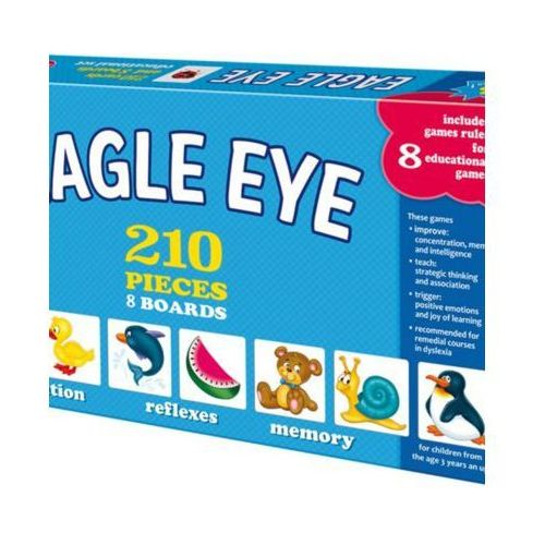 Gra Eagle Eye 0802 (5901738560802)