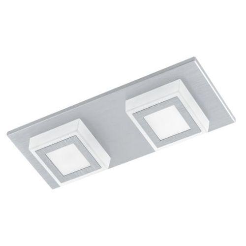 Lampa sufitowa masiano 2x3,3w, 94506 marki Eglo