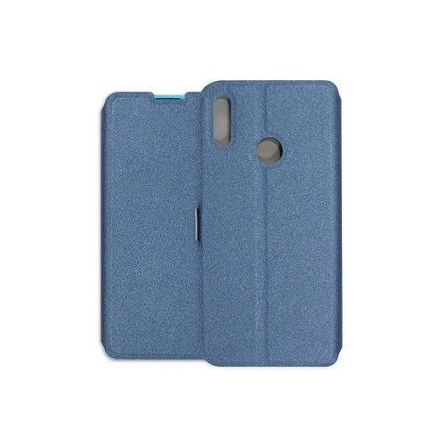 Huawei Y7 (2019) - etui na telefon Wallet Book - granatowy, ETHW856WLBKDBL000