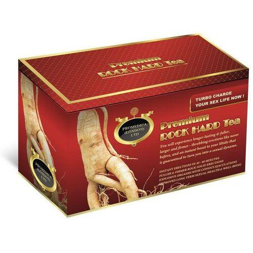 Premium Rock Hard Tea - szybkie działanie na libido. Najniższe ceny, najlepsze promocje w sklepach, opinie.