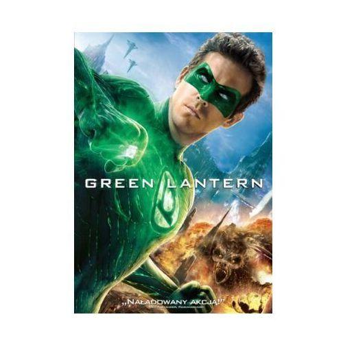 Green Lantern (Edycja Specjalna, 2 DVD)