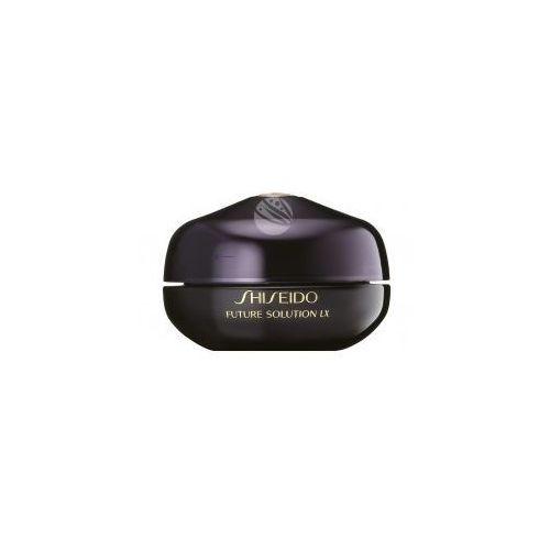 Shiseido  future solution lx eye and lip regenerating cream (w) krem do okolic oczu i ust 15ml