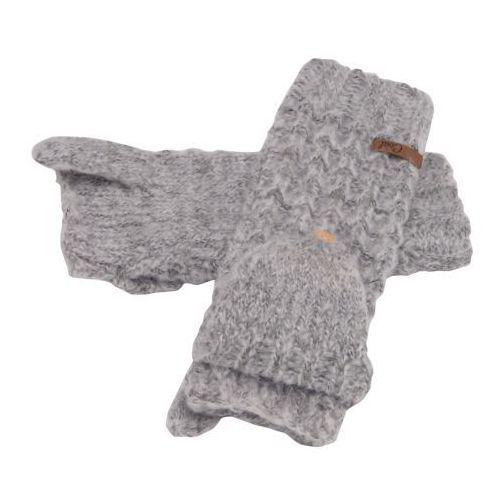 Nowe rękawiczki the kate mitten heather grey marki Coal