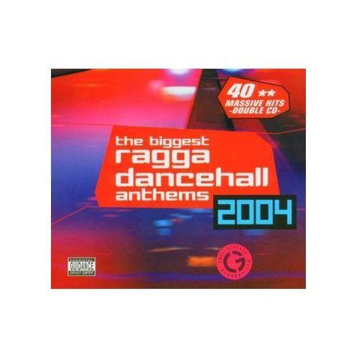 Greensleeves Różni wykonawcy - biggest ragga dancehall anthems 2004, the