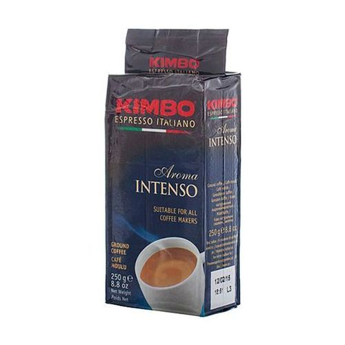 Kawa mielona Kimbo Aroma Intenso 250g, 8002200601119