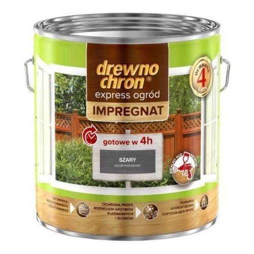 DREWNOCHRON IMPREGNAT EXPRESS OGRÓD- szary, 2.5l