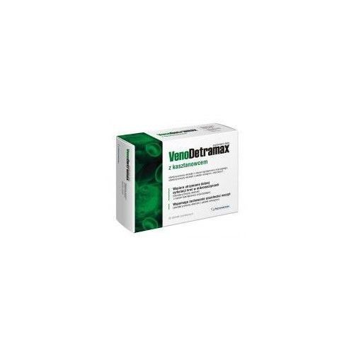 Tabletki VENODETRAMAX z kasztanowcem x 60 tabletek