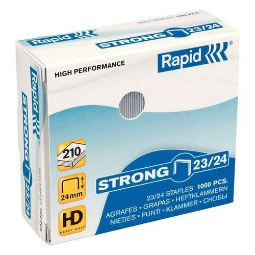 Zszywki strong 23/24 (1000 szt.) marki Rapid