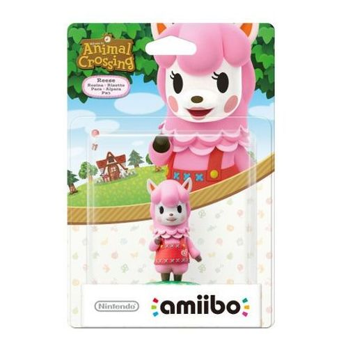 Nintendo Figurka amiibo animal crossing reese