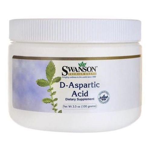 Zasypka Swanson DAA (Kwas D-Asparaginowy) 100% Puder 100 g