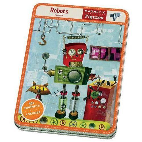 MUDPUPPY Magnetyczne postacie - Roboty