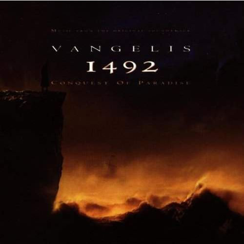 1492 CONQUEST OF PARADISE - Ost/vangelis (Płyta CD)