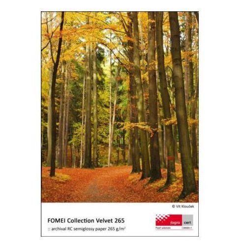 Fomei Colection Velvet 265gsm A4 50 szt papier fotograficzny do druku z kategorii papiery fotograficzne