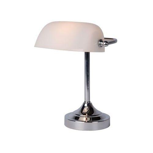 Lucide 17504/01/11 lampa biurkowa banker small bankierska