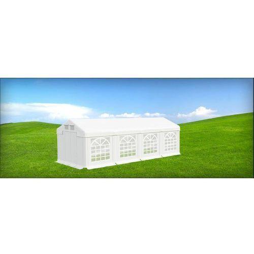 Das Namiot 4x8x2, wzmocniony namiot imprezowy, summer plus/sd 32m2 - 4m x 8m x 2m
