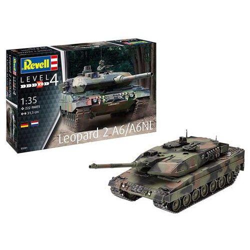 model plastikowy leopard 2a6/a6nl marki Revell