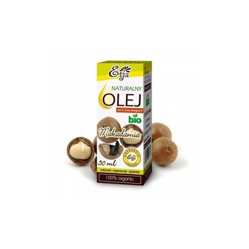 Etja Naturalny olej makadamia 50ml (5908310446479)