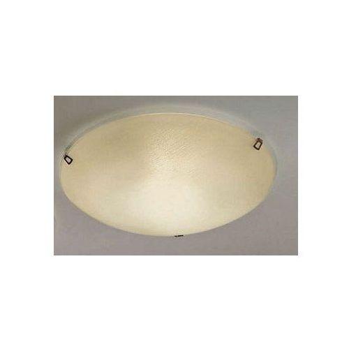 Kinkiet delta bursztynowy 300 1 x 46w, 3440 marki Linea light