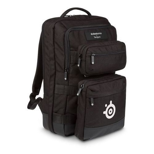 Targus Plecak na laptopa steelseries sniper 17.3 cala gaming backpack czarny tsb941eu (5051794023107)