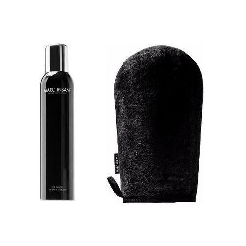 natural tanning | zestaw: spray samoopalający 200ml + rękawiczka do rozprowadzania samoopalacza marki Marc inbane