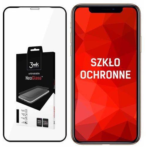 Szkło Ochronne 3MK NeoGlass iPhone 11 black