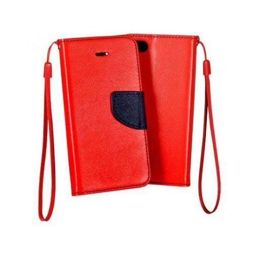 Futerał Fancy Samsung Galaxy S7 edge g935 czerwony, kolor czerwony