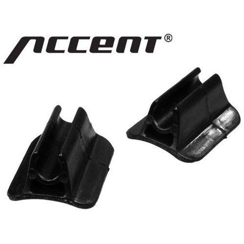 610-20-225_acc uchwyt  gripper iii do mocowania przewodu hydraulicznego lub pancerza na klejonej podkładce 2 szt. od producenta Accent
