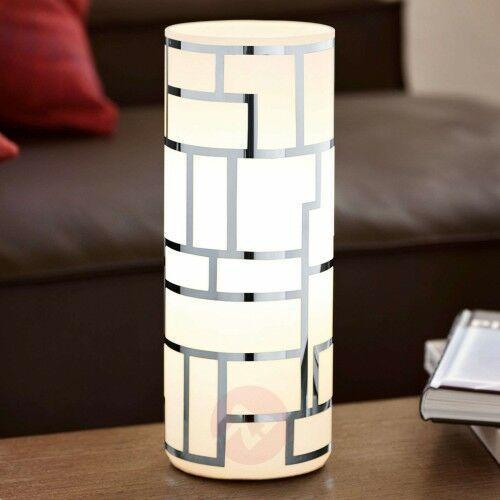 Cylindryczna lampa stołowa Bayman, 22689301947