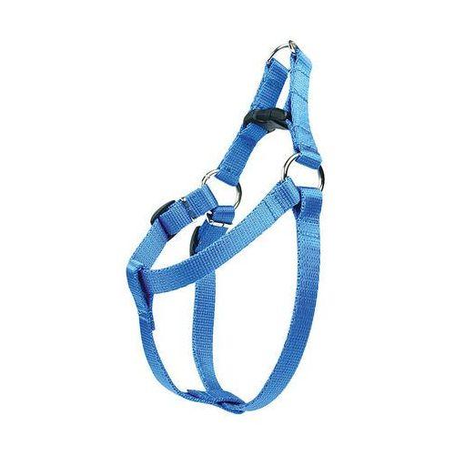 Chaba szelki taśmowe regulowane kolor: niebieski obwód 50cm