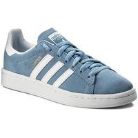 Buty adidas - Campus J DB1349 Ashblu/Ftwwht/Ftwwht, kolor niebieski