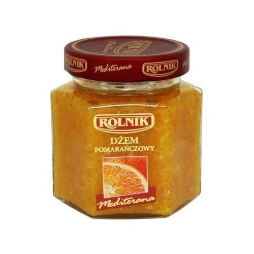 Dżem pomarańczowy 340g Rolnik (5900919020821)