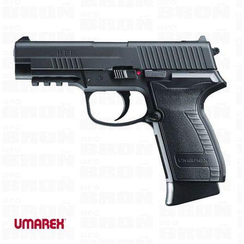 Wiatrówka Pistolet UMAREX HPP kal. 4,5mm BLOW-BACK full metal