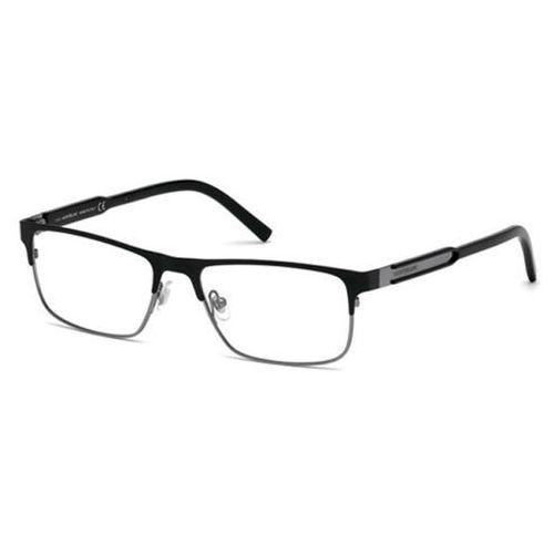 Okulary korekcyjne mb0624 002 marki Mont blanc