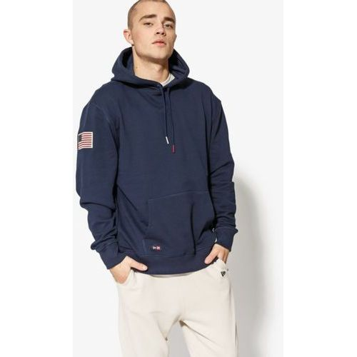NEW ERA BLUZA WORLD HOOD OVERS HOODY NEW ERA NIGHT SHIFT NAV, 11517688