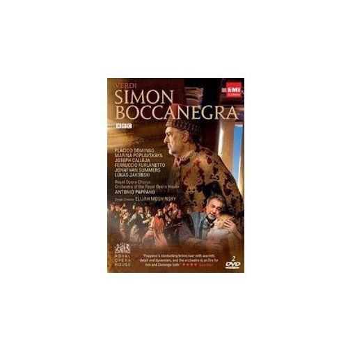 Warner music Simon boccanegra - live from the royal opera