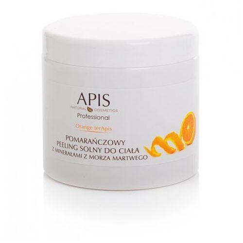 APIS Orange terApis pomarańczowy peeling solny do ciała 700g