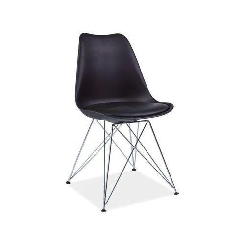 Krzesło Tim Czarny