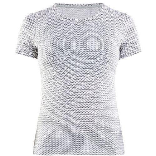 Craft koszulka Triko Essential V White M, kolor biały