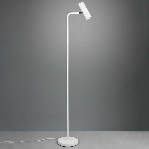 Trio marley 412400131 lampa stojąca podłogowa 1x35w gu10 biały mat