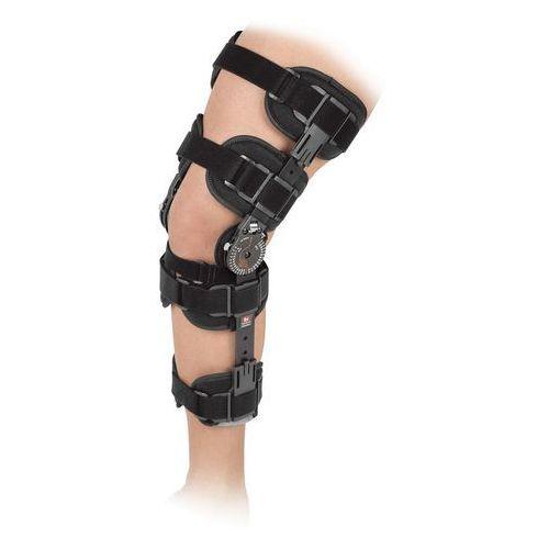 Breg Pooperacyjna orteza kolana z zegarem revolution wersja długa