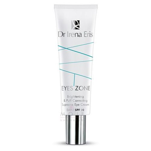 eye zone krem korygujący cienie i obrzęki pod oczami spf 20, 15 ml marki Dr irena eris