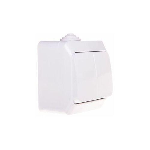 Schneider Cedar Plus Łącznik świecznikowy - Biały WDE000550 (3303432400163)