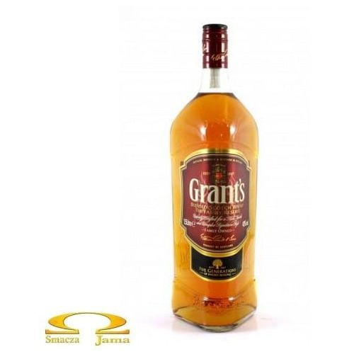William grant & sons Whisky grant's 1,5l (5010327202105)